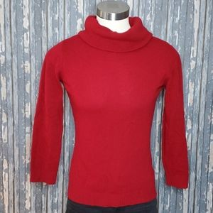 Made in Italy of Benetton Wool Sweater - Sz S